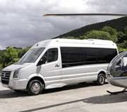 Make Your Get-Away Dreams A Reality By Airport Minibus Warrington