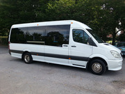 Hire 16 Seater Minibus To Reach Your Destination Place With Ease