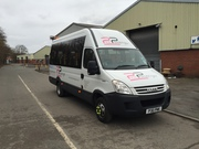 16 Seater Minibus Hire Warrington - Reliable & Friendly Driver